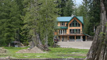Winter Creek B&B in Glacier Washington